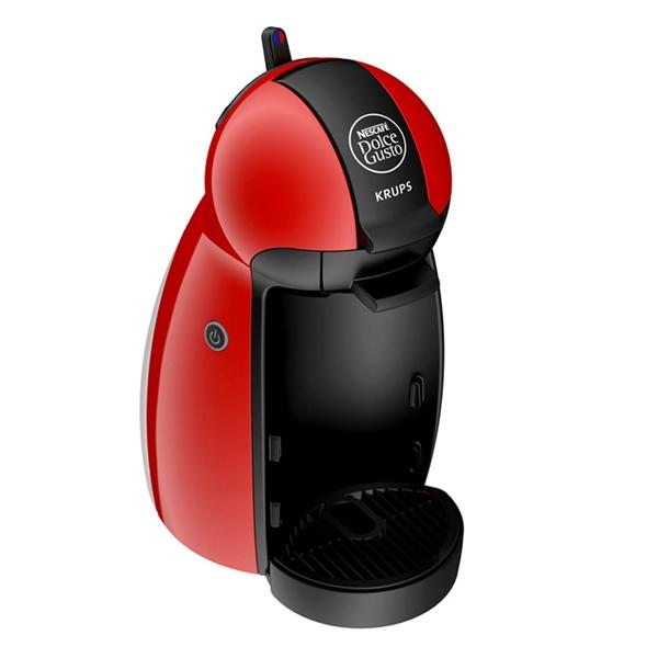 Οικιακές Μηχανές Espresso Krups Picolo Red Πολυκαφετιέρα