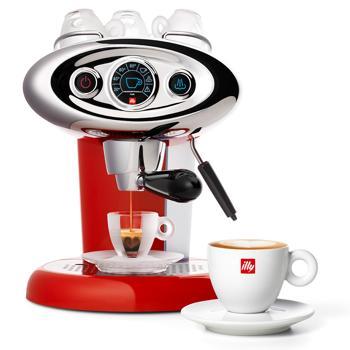 Οικιακές Μηχανές Espresso illy Francis X 7.1 Red