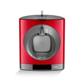 Οικιακές Μηχανές Espresso Krups Oblo Black-Red-White Πολυκαφετιέρα
