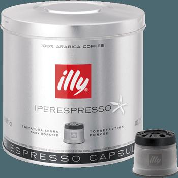 illy iperespresso Scura (21τμχ)