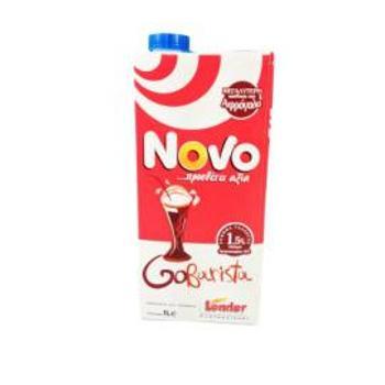 Γάλα Μακράς Διάρκειας Novo 1,5% 1lt