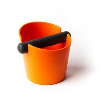 CAFELAT Tubbi Large πορτοκαλί - Δοχείο χτυπήματος κλείστρου
