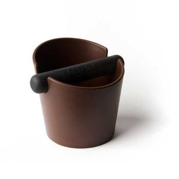 CAFELAT Tubbi Large καφέ - Δοχείο χτυπήματος κλείστρου