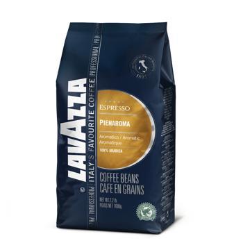 Espresso Coffee Lavazza Pienaroma 1kg (σε κόκκους)