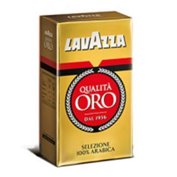 Espresso Coffee Lavazza Qualita Oro αλεσμένο 250gr