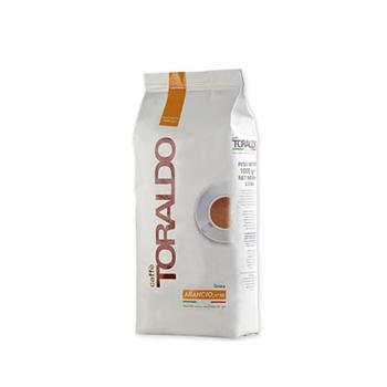 Εσπρέσσο Καφές Toraldo Linea Arancio 1kg σε κόκκους (90% Arabica, 10% Robusta)
