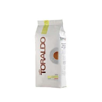 Εσπρέσσο Καφές Toraldo Linea Verde 1kg σε κόκκους  (70% Arabica, 30% Robusta)